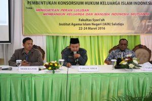 Semiloka dan Pembentukan ADHKI Indonesia di IAIN Salatiga